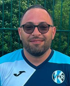 Claudio Testa Junioren C Trainer