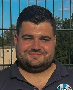 Rafael Vaz Trainer Junioren B