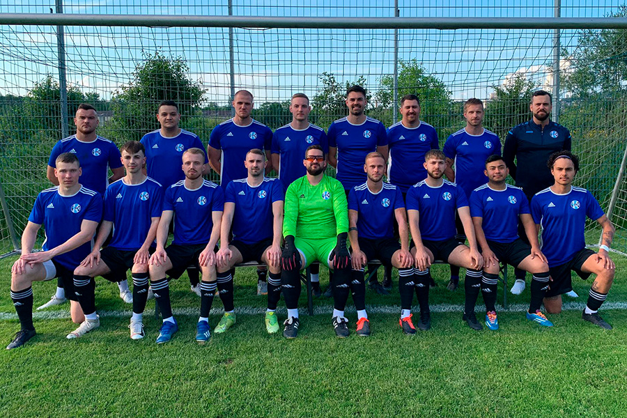 Team VFR Kleinhüningen 5 Liga B
