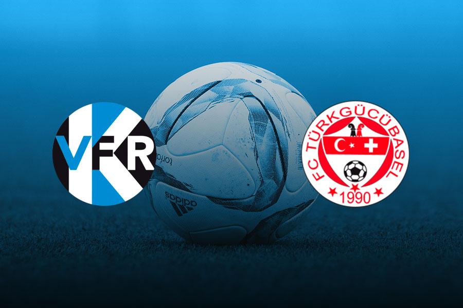VFR Kleinhüningen kommt gegen Türkgücü Basel nur zu einem Remis 2:2