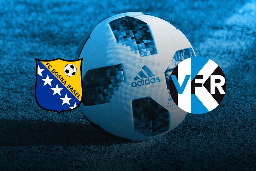 Erneuter Sieg für unsere 1.Mannschaft gegen Bosna Basel