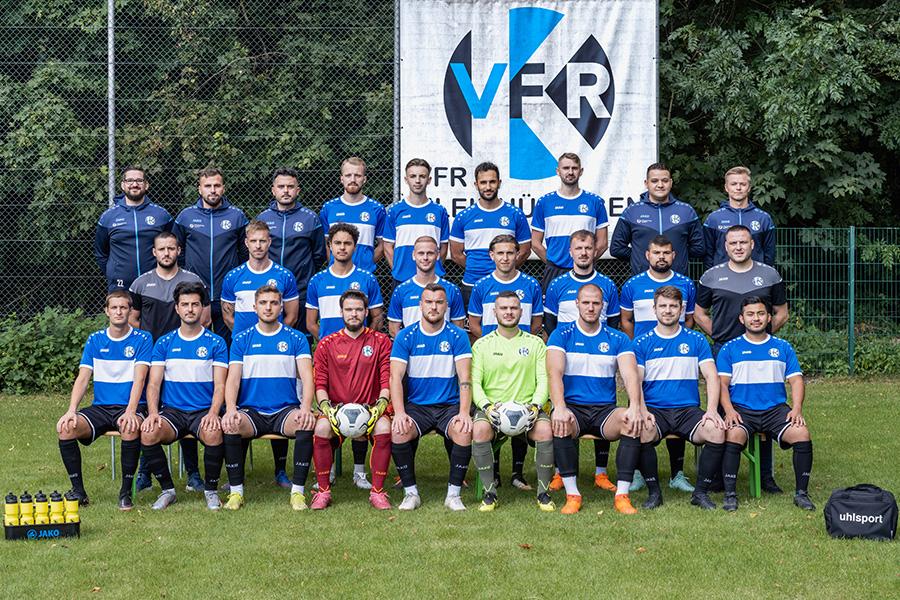 1. Mannschaft - VFR Kleinhüningen 2021/22