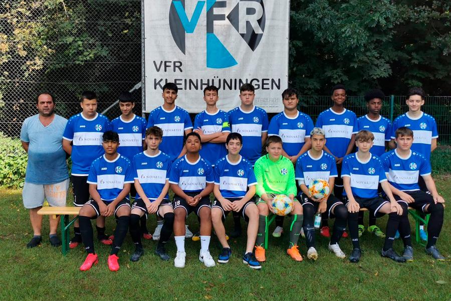 Team VFR Kleinhüningen Junioren B